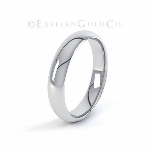Platinum Wedding Ring Mens