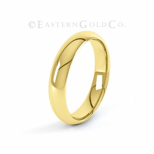 22ct Gold Wedding Ring Ladies