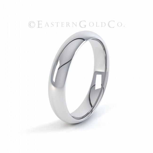 Platinum 950 Wedding Ring