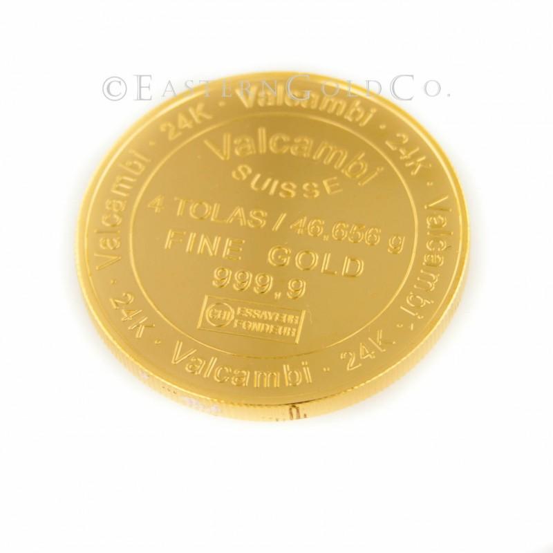 4 Tola Gold Coin
