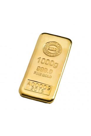 1KG Gold Bar