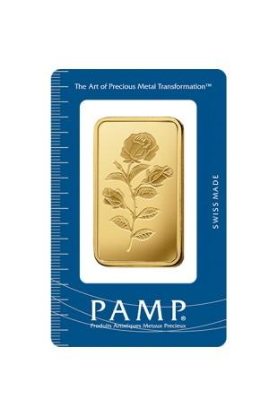 PAMP 50g Rosa Gold...