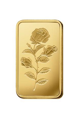PAMP 1oz Rosa Gold...