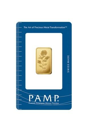 PAMP 10g Rosa Gold...