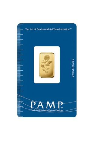 PAMP 5g Rosa Gold...