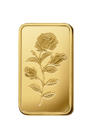 PAMP 1g Rosa Gold...