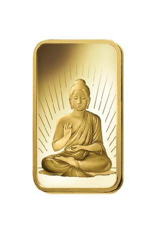 PAMP 1oz Religious Buddha...