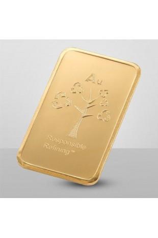 Metalor 2g Minted Gold Bar