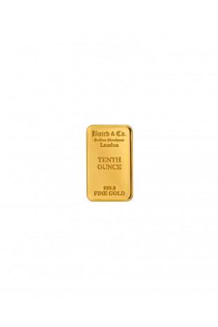 Baird & Co 1/10oz Gold...