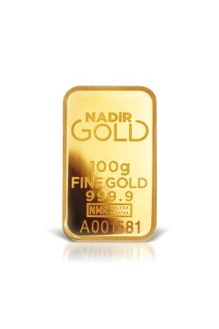 Nadir Metal 100g Minted...