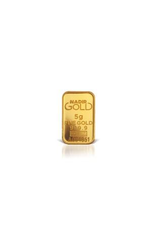 Nadir Metal 5g Minted Gold...
