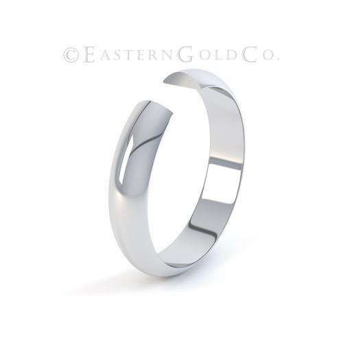 Platinum 950 Wedding Ring Ladies