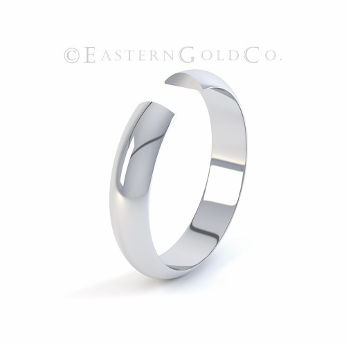 Platinum 950 Wedding Ring Ladies