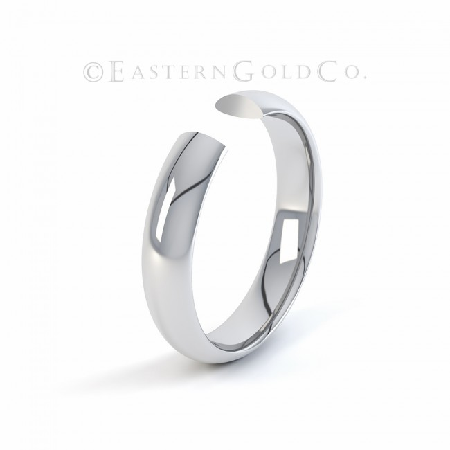 Platinum 950 Wedding Ring