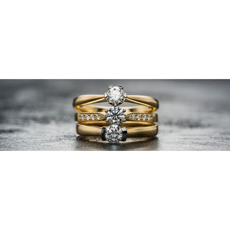 Rings - Wedding Bands now in stock